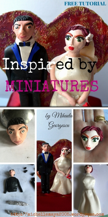 Inspired by MINIATURES - polymer clay