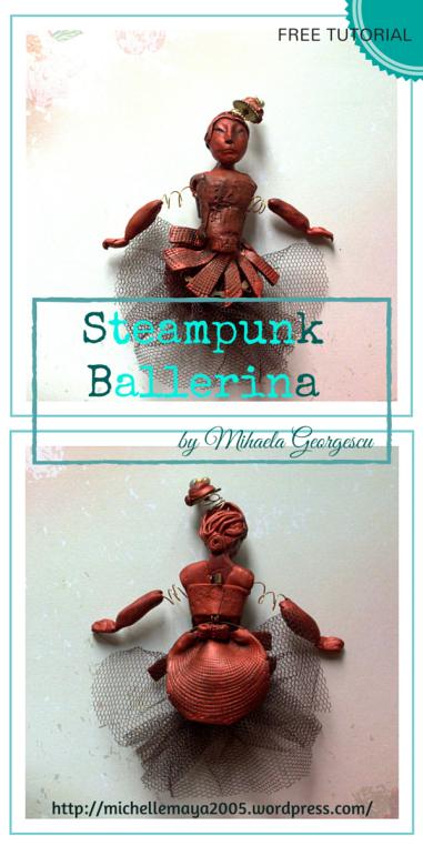 Steampunkballerina