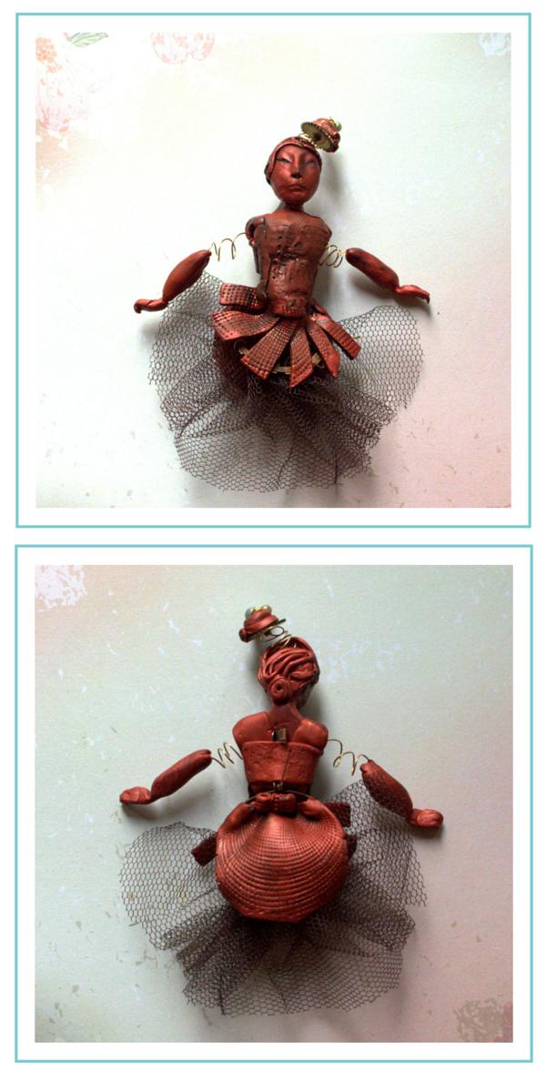 A Steampunk Ballerina