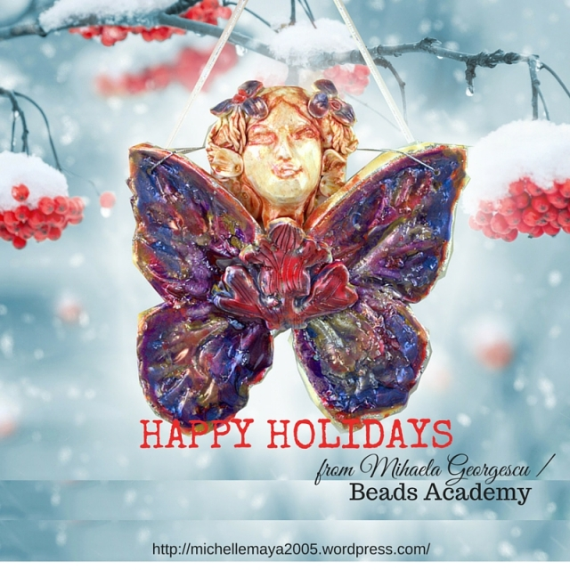 Free Polymer clay tutorials -Bead's Academy wordpress blog