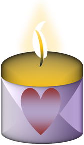 CANDLE2 LOVE