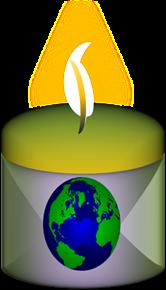 CANDLE3 EARTH